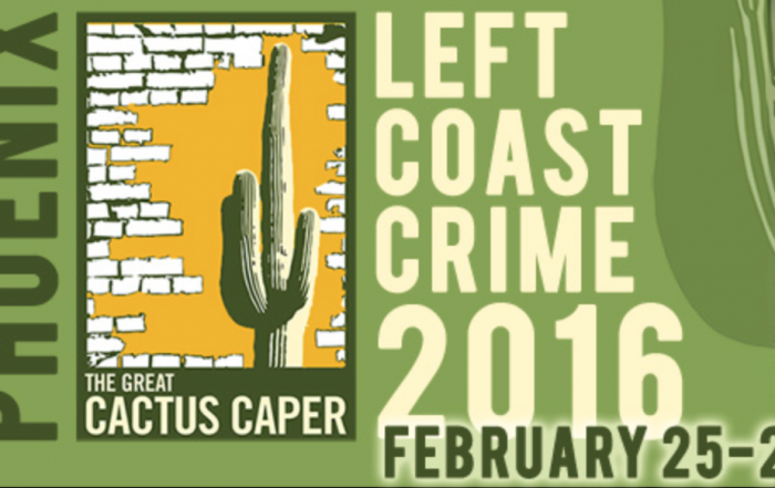 Left Coast Crime 2016