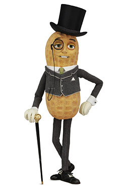 Dafinest Johnson aka Mr. Peanut