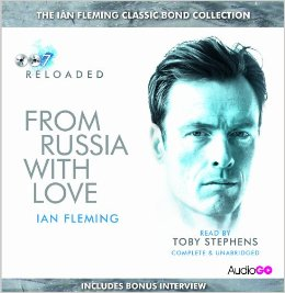 Ian Fleming's classic Bond story read by Toby Stephens