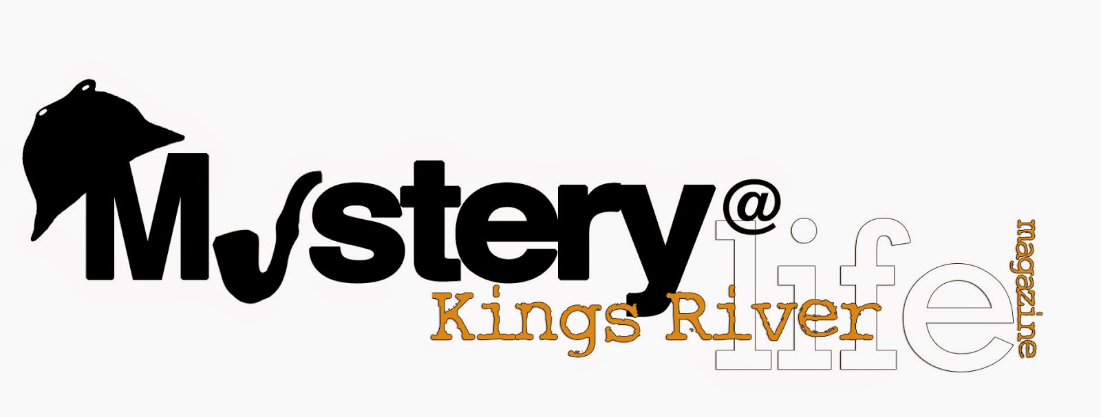 Kings River Life Mystery Logo