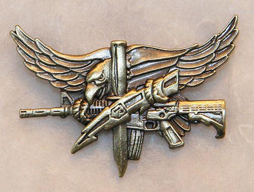 SWAT Operator Pin