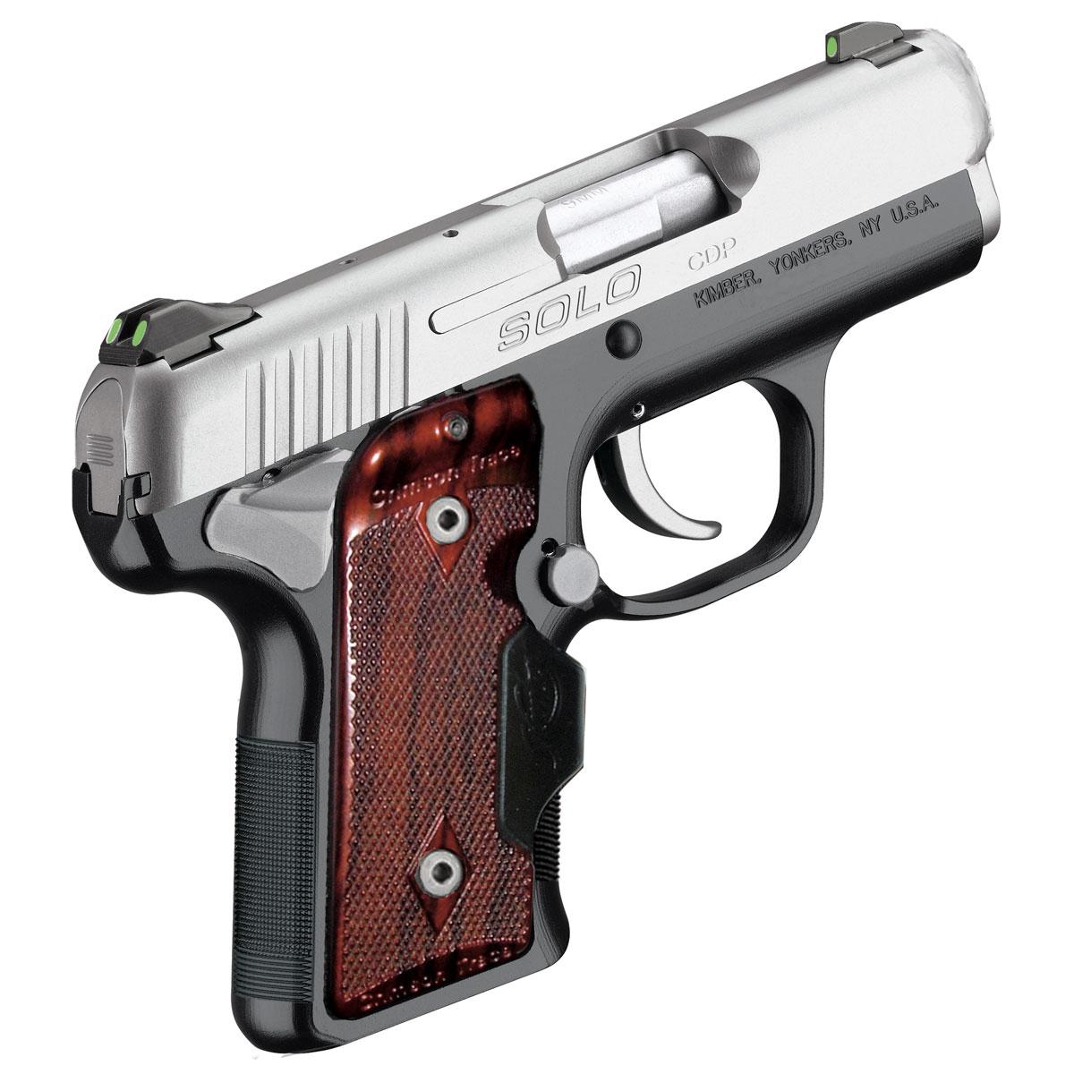 One of Maisie's favorite handguns