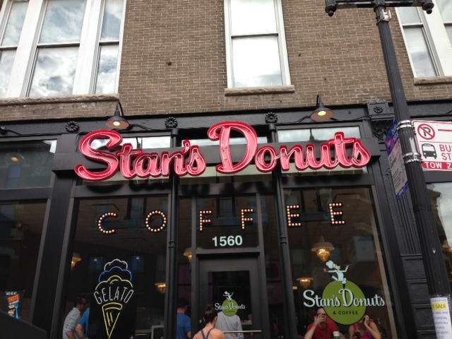 The best donuts in Chicago