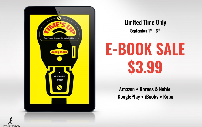 TIME's-Up-E-Reader-Sale